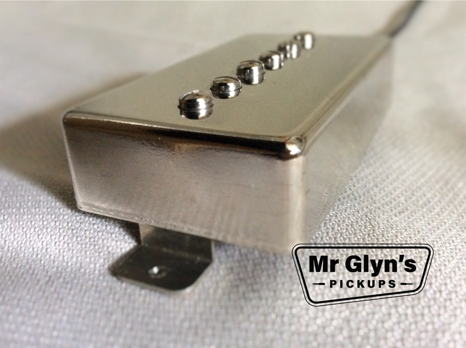 Humbucker size P90 by Mr Glyns Pickups