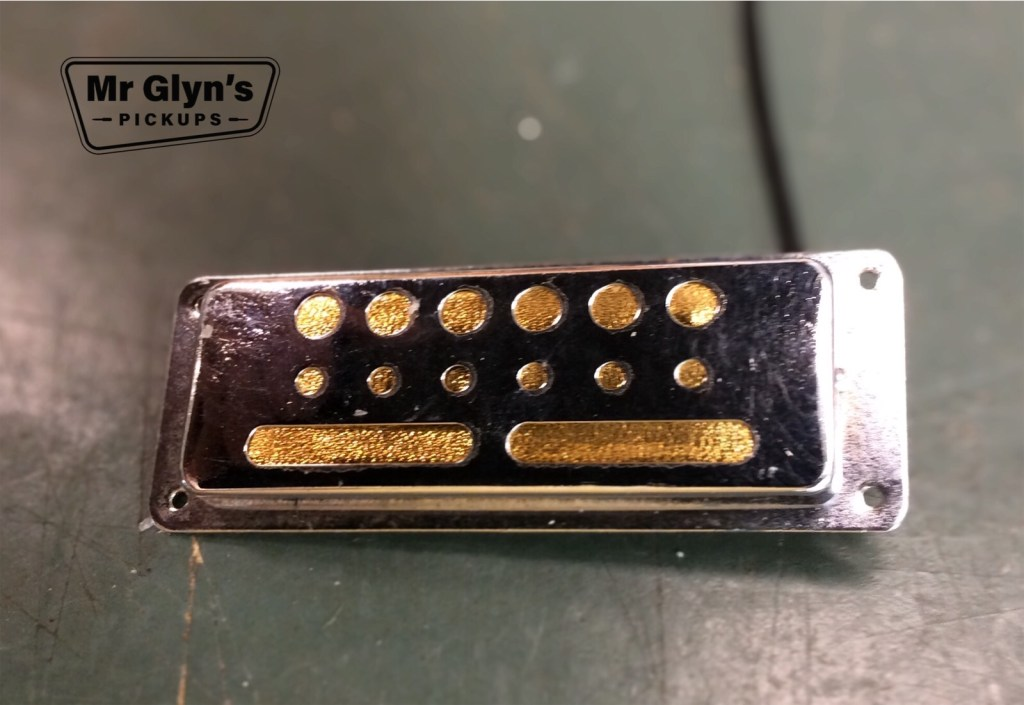 Gold Foil repair