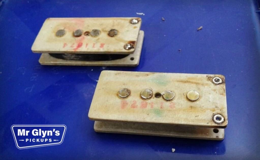P Bass Pickup repair