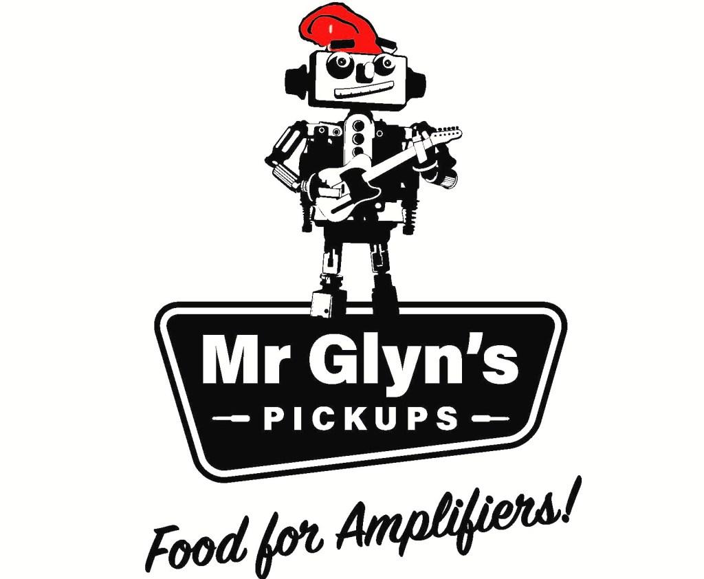 How humbuckers work. Mr Glyns logo