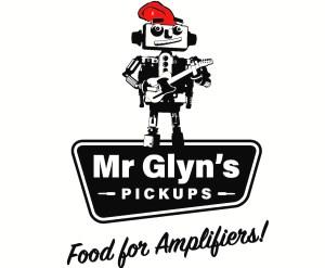 Mr Glyns Pickups  Roboguy Logo