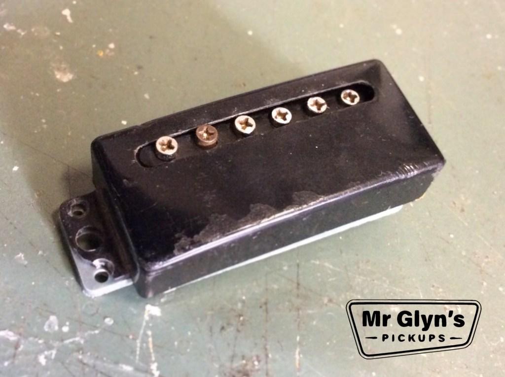 Yamaha SA30 pickup - Mr Glyns Pickups